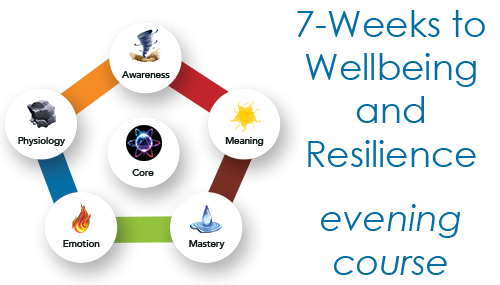 Wellbeing Berkshire 7-Weeks to Resilience and Wellbeing evening course